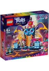 Lego Trolls Konzert in Volcano Rock City 41254