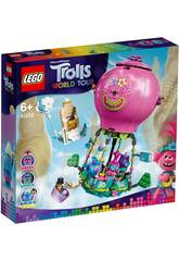 Lego Trolls Aventura no Balão de Poppy 41252