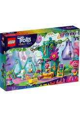 Lego Trolls Popp-Party Village 41255