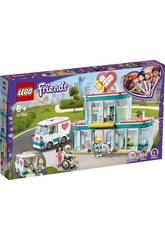 Lego Friends Hôpital de Heartlake City 41394