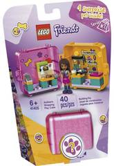 Lego Friends Cube Magasin de Jeu d'Andrea 41405