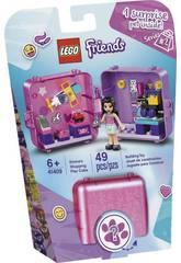 Lego Friends Cubo Tienda de Juegos de Emma 41409