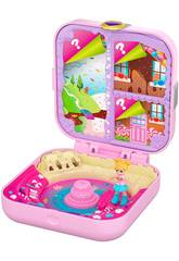 Polly Pocket Monde Surprise Usine de Bonbons Mattel GKV11