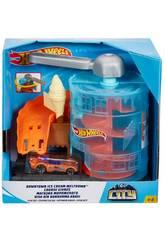 Hot Wheels City Downtown Geladaria Mattel GJK74