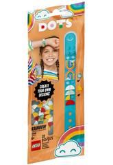 Lego Dots PRegenbogenarmband 41900