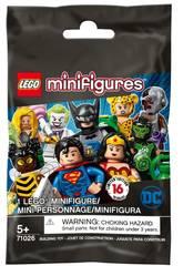Lego DC Super Hero Series Minifigures Surprise 71026