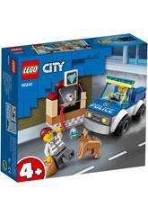 Lego City Police Unidad Canina 60241