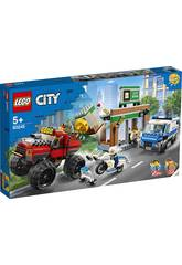 Lego City Police Atraco del Monster Truck 60245