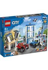 Lego City Police Commissariat de Police 60246