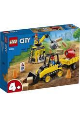 Lego City Grandes Vehiculos Búldocer de Construcción 60252
