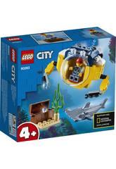 Lego City Oceans Sous-marin De Poche 60263