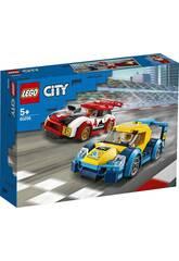 Lego City Nitro Wheels Carros de Corridas 60256