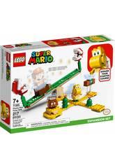 Lego Super Mario Set de Expansión: Súper Derrape de la Planta Piraña 71365