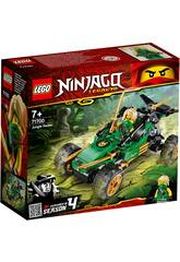 Lego Ninjago Buggy de la Jungle 71700