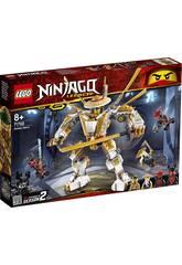 Lego Ninjago Robot Dorato 71702