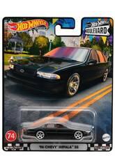 Hot Wheels Veículos Boulevard Mattel GJT68