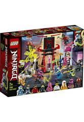 Lego Ninjago Mercado de Jugadores 71708