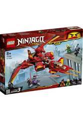 Lego Ninjago Caccia di Kai 71704