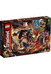 Lego Ninjago Rhinocréature de Zane 71719