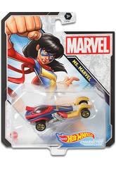 Hot Wheels Vehículo Caracter Car Mattel GJH91