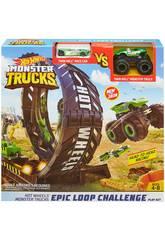 Hot Wheels Monster Trucks Reto de Loopings Épicos Mattel GKY00