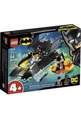 Lego Batman Caça ao Pinguim na Batlancha! 76158
