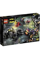Lego Batman Inseguimento della Trimoto del Joker 76159