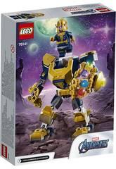 Lego Super Helden Robotic Rüstung von Thanos 76141