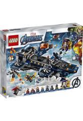 Lego Marvel Avengers Helitransporte de los Vengadores 76153