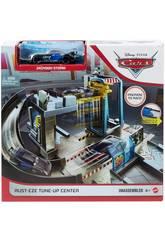Cars Centro di Riparazione Rust-Eze Mattel GJW43