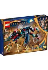 Lego Marvel Eternals ¡Emboscada de los Desviantes! 76154