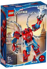 Lego Marvel Spiderman Armatura Robotica di Spiderman 76146