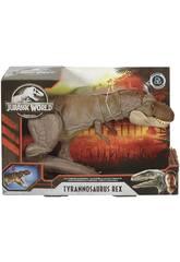 Jurassic World T-Rex Supermâchoires Mattel GLC12