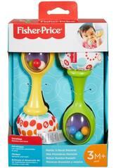 Fisher Price Maracas Divertimento e Musica Mattel BLT33