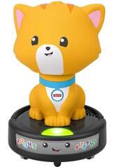 Fisher Price Gatinho e Aspiradora Andador Mattel GMX70