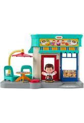 Fisher Price Little People Panadería Mattel GNC60