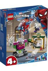 LEGO Super Heroes Menace de Mystère 76149