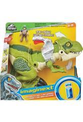 Imaginext Jurassic World Tyranosaurus Megakiefer von Mattel GBN14