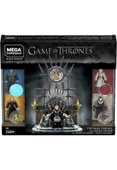 Game Of Thrones Mega Construx Trône de Fer Mattel GKM68