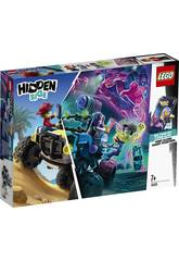 Lego Hidden Buggy Playero de Jack 70428