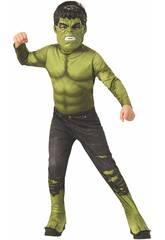 Kostüm für Kinder Hulk Endgame Classic Größe L Rubies 700648-L