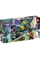 Lego Hidden Bolide da Corsa Soprannaturale 70434