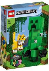 Lego Minecraft Big Fit Creeper e Gattopardo 21156