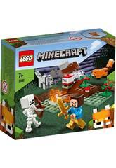 Lego Minecraft L'Avventura nella Taiga 21162
