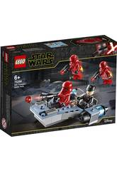 Lego Star Wars Pack de Combate Soldados Sith 75266