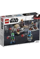 Lego Star Wars Pack di Combattimento: Mandaloriani 75267