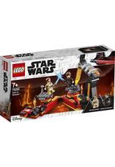 Lego Star Wars Duel sur Mustafar 75269