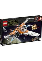 Lego Star Wars Caza de Poe Dameron 75273