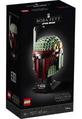 Lego Star Wars Casco de Boba Fett de Asalto 75277