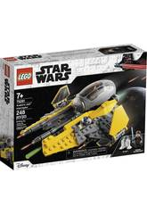 Lego Star Wars Intercepteurr Jedi d'Anakin 75281